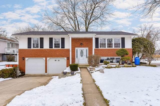6622 Patton Drive, Woodridge, IL 60517 (MLS #10615484) :: Property Consultants Realty