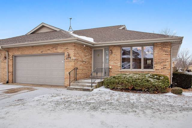 875 Winter Park Drive, New Lenox, IL 60451 (MLS #10615490) :: The Wexler Group at Keller Williams Preferred Realty