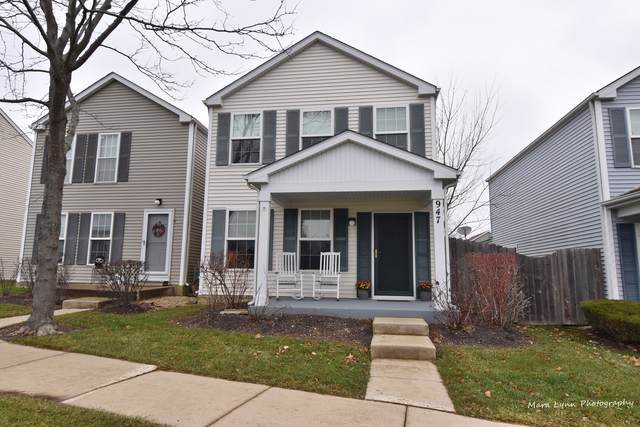 947 Four Seasons Boulevard, Aurora, IL 60504 (MLS #10615496) :: Property Consultants Realty