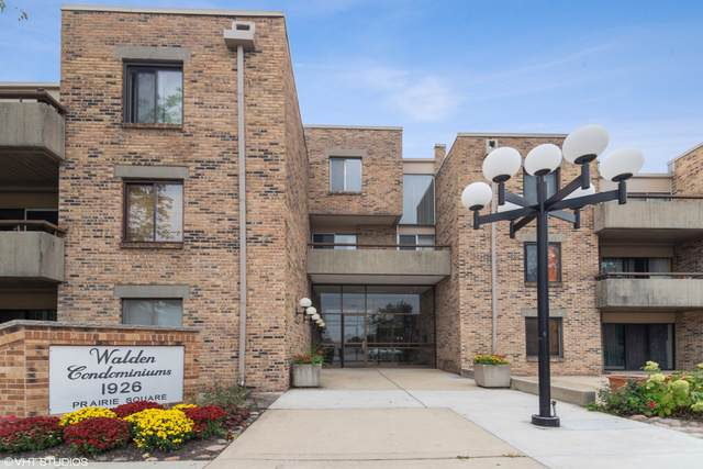 1926 Prairie Square 213B, Schaumburg, IL 60173 (MLS #10615498) :: The Wexler Group at Keller Williams Preferred Realty