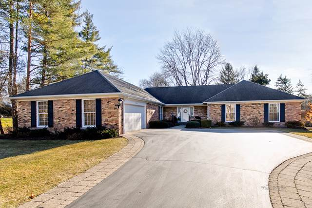 1207 Inverlieth Road, Lake Forest, IL 60045 (MLS #10615524) :: Property Consultants Realty