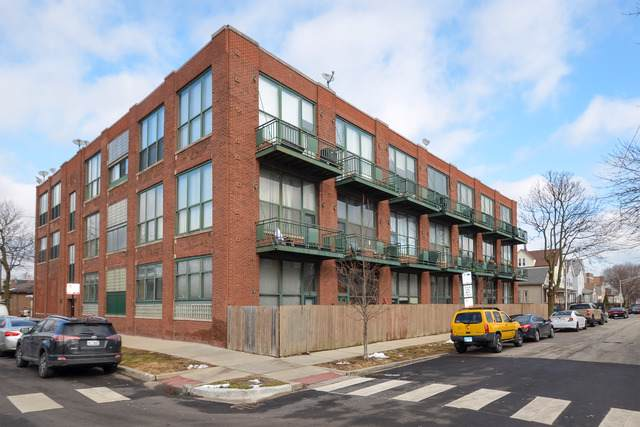 2654 W Medill Avenue #102, Chicago, IL 60647 (MLS #10615525) :: Property Consultants Realty