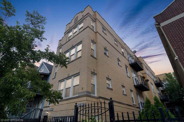 3575 W Lyndale Street 3N, Chicago, IL 60647 (MLS #10615542) :: Property Consultants Realty