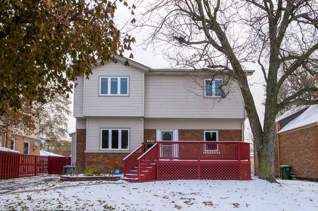 9233 Sproat Avenue, Oak Lawn, IL 60453 (MLS #10615547) :: The Wexler Group at Keller Williams Preferred Realty