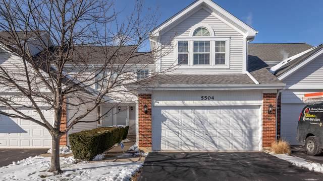 5504 Ridge Crossing, Hanover Park, IL 60133 (MLS #10615548) :: Property Consultants Realty