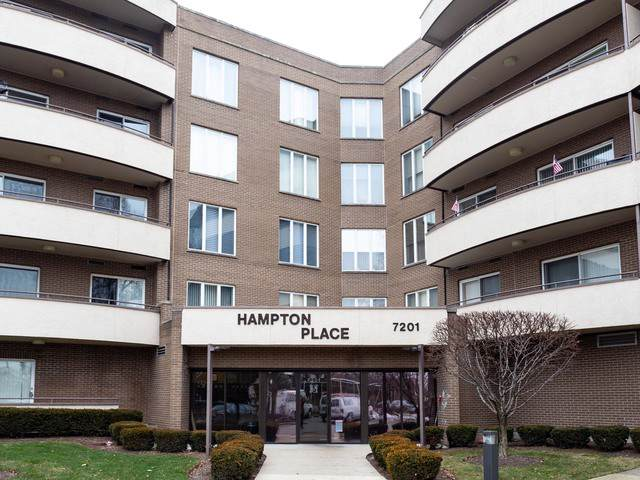 7201 N Lincoln Avenue #513, Lincolnwood, IL 60712 (MLS #10615572) :: Berkshire Hathaway HomeServices Snyder Real Estate