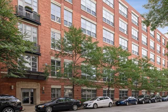 1735 N Paulina Street #307, Chicago, IL 60622 (MLS #10615576) :: Property Consultants Realty