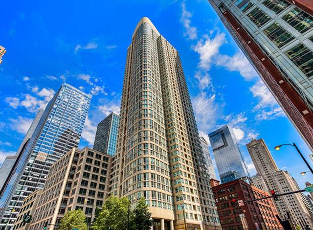 345 N Lasalle Drive #3303, Chicago, IL 60654 (MLS #10615577) :: Property Consultants Realty