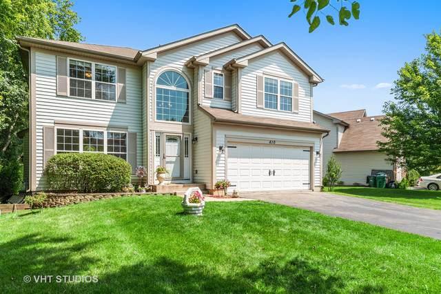 410 Jackson Boulevard, Grayslake, IL 60030 (MLS #10615598) :: Property Consultants Realty