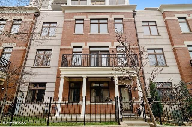 242 E 14th Street, Chicago, IL 60605 (MLS #10615620) :: Property Consultants Realty