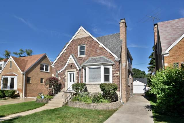 7249 N Odell Avenue, Chicago, IL 60631 (MLS #10615624) :: Property Consultants Realty