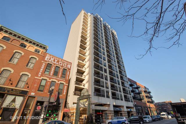 1212 N Wells Street #706, Chicago, IL 60610 (MLS #10615632) :: Property Consultants Realty