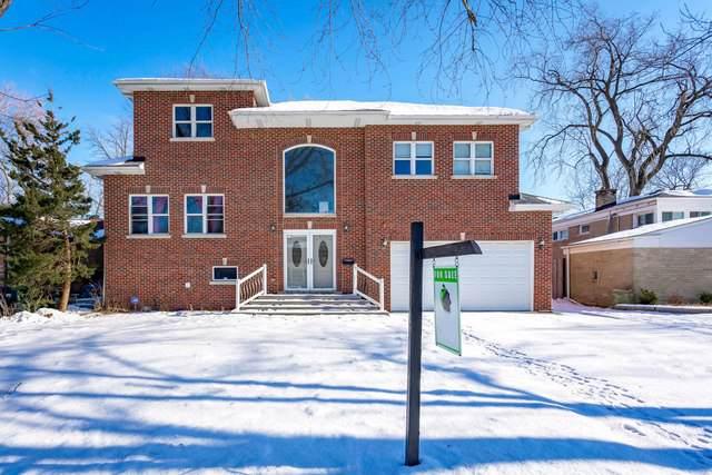 6625 N Kostner Avenue, Lincolnwood, IL 60712 (MLS #10615652) :: Berkshire Hathaway HomeServices Snyder Real Estate