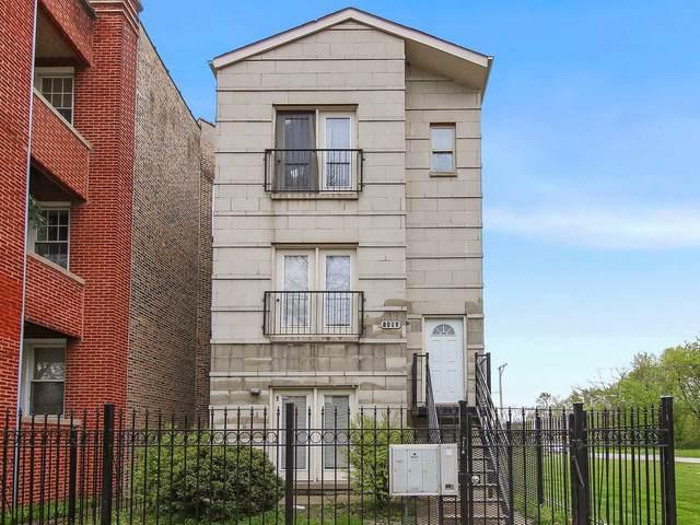 1453 W Garfield Boulevard #2, Chicago, IL 60636 (MLS #10615660) :: Angela Walker Homes Real Estate Group