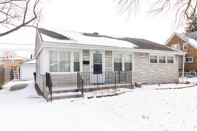 9241 S 51st Avenue, Oak Lawn, IL 60453 (MLS #10615662) :: Ryan Dallas Real Estate