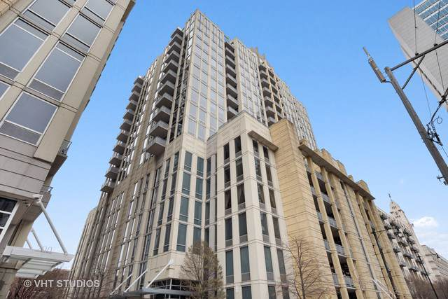 720 N Larrabee Street #1006, Chicago, IL 60654 (MLS #10615675) :: Property Consultants Realty