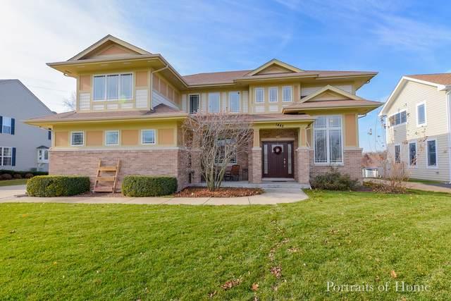 1448 Blume Drive, Elgin, IL 60124 (MLS #10615754) :: John Lyons Real Estate