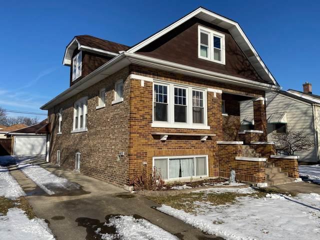 8122 45th Street, Lyons, IL 60534 (MLS #10615787) :: Angela Walker Homes Real Estate Group
