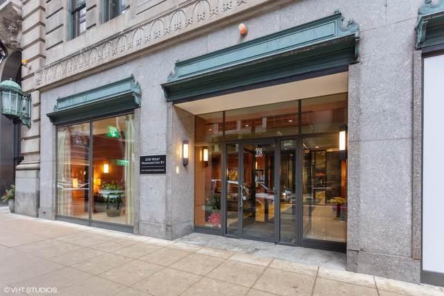 208 W Washington Street #804, Chicago, IL 60606 (MLS #10615792) :: Baz Realty Network | Keller Williams Elite