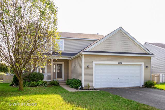 1504 Broadlawn Drive, Plainfield, IL 60586 (MLS #10615799) :: John Lyons Real Estate