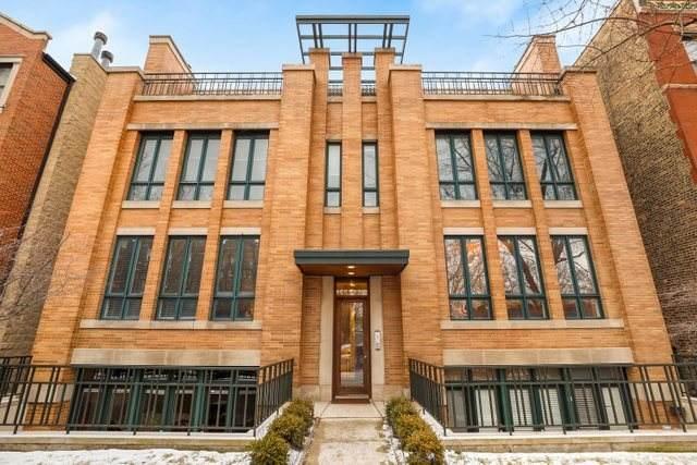 3351 N Seminary Avenue 2S, Chicago, IL 60657 (MLS #10615814) :: Helen Oliveri Real Estate