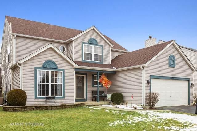 1673 Aster Drive, Romeoville, IL 60446 (MLS #10615837) :: The Dena Furlow Team - Keller Williams Realty