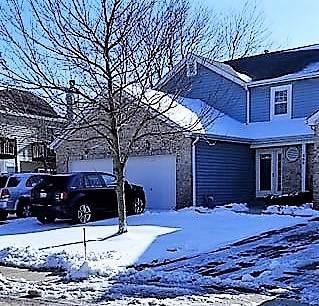 486 Nicole Drive B, Bartlett, IL 60103 (MLS #10615845) :: Suburban Life Realty