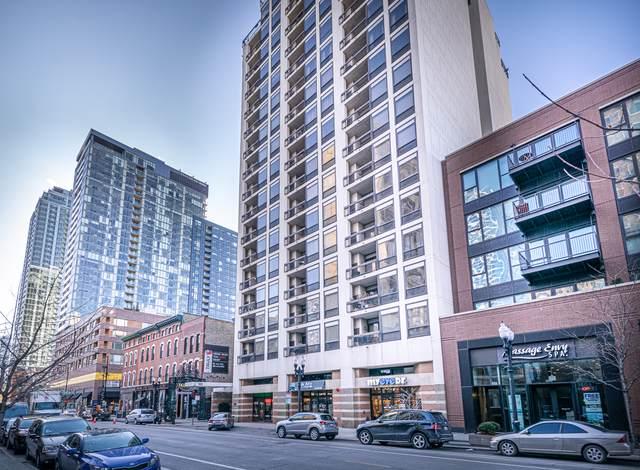 1212 N Wells Street #203, Chicago, IL 60610 (MLS #10615861) :: Angela Walker Homes Real Estate Group