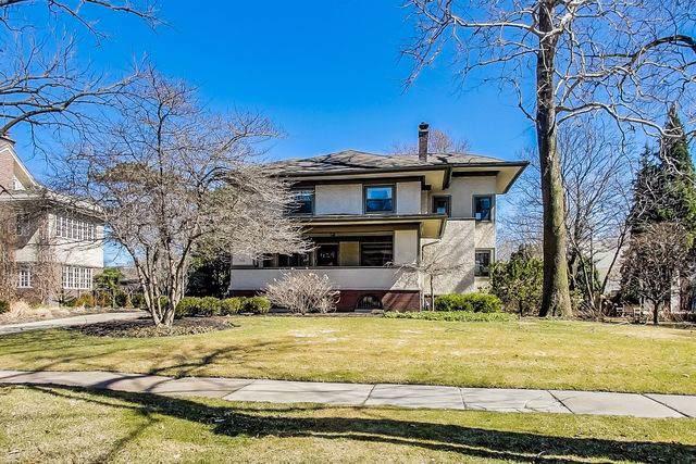 540 Linden Avenue, Oak Park, IL 60302 (MLS #10615882) :: Ryan Dallas Real Estate