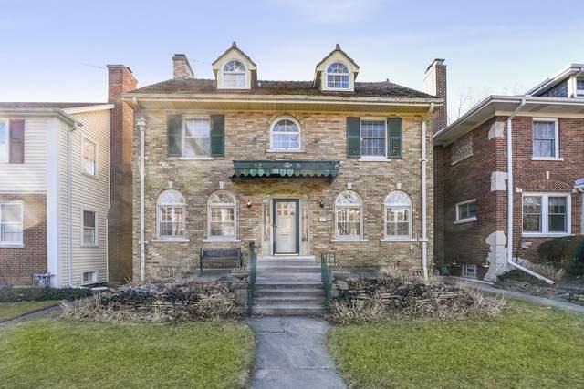 101 Garrison Avenue, Wilmette, IL 60091 (MLS #10615884) :: The Wexler Group at Keller Williams Preferred Realty
