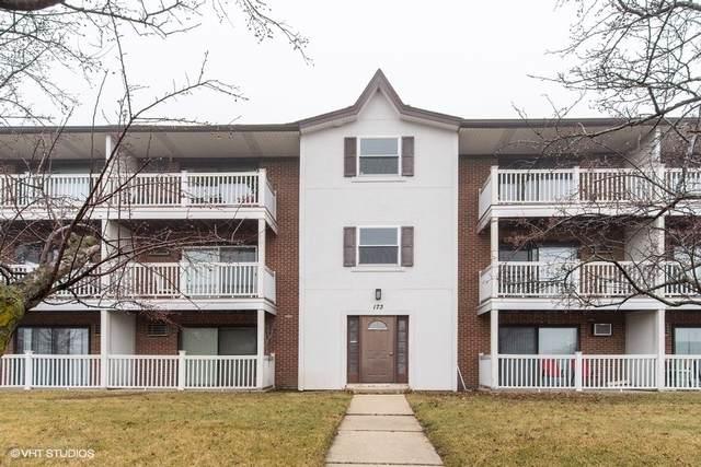 173 Gregory Street #15, Aurora, IL 60504 (MLS #10615921) :: Century 21 Affiliated