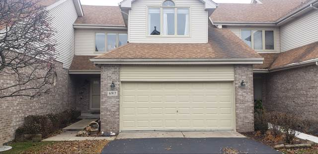 6917 Lexington Court, Tinley Park, IL 60477 (MLS #10615949) :: The Wexler Group at Keller Williams Preferred Realty