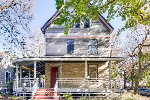 1003 Wesley Avenue, Evanston, IL 60202 (MLS #10615951) :: Baz Realty Network | Keller Williams Elite