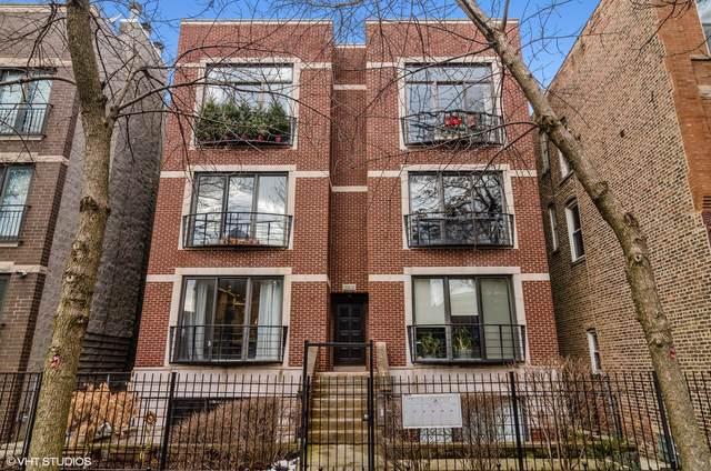 2436 W Cortez Street 1W, Chicago, IL 60622 (MLS #10615958) :: The Perotti Group | Compass Real Estate