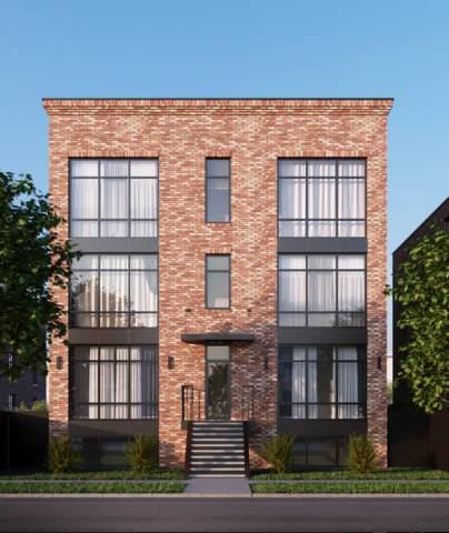 2719 W Haddon Avenue #1, Chicago, IL 60622 (MLS #10615959) :: The Perotti Group | Compass Real Estate