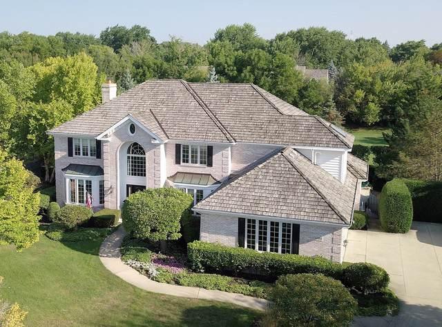 1108 New Castle Drive, Libertyville, IL 60048 (MLS #10615969) :: The Perotti Group | Compass Real Estate