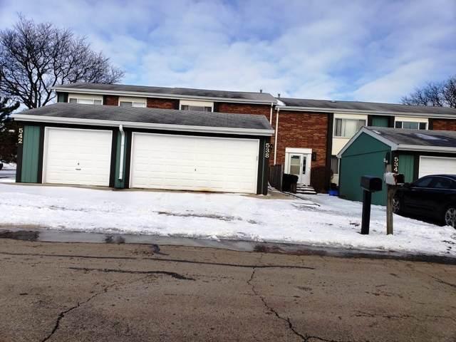 538 Sundance Drive, Bolingbrook, IL 60440 (MLS #10616016) :: The Perotti Group | Compass Real Estate