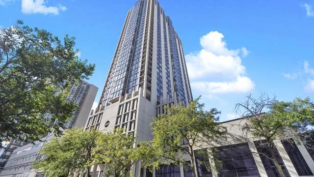 1122 N Clark Street #3808, Chicago, IL 60610 (MLS #10616017) :: Angela Walker Homes Real Estate Group