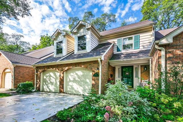 581 Windham Lane #581, Naperville, IL 60563 (MLS #10616028) :: The Wexler Group at Keller Williams Preferred Realty