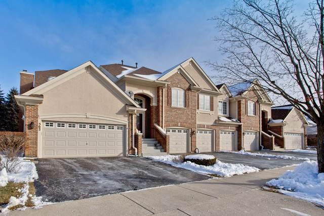 564 Harvey Lake Drive, Vernon Hills, IL 60061 (MLS #10616065) :: The Mattz Mega Group