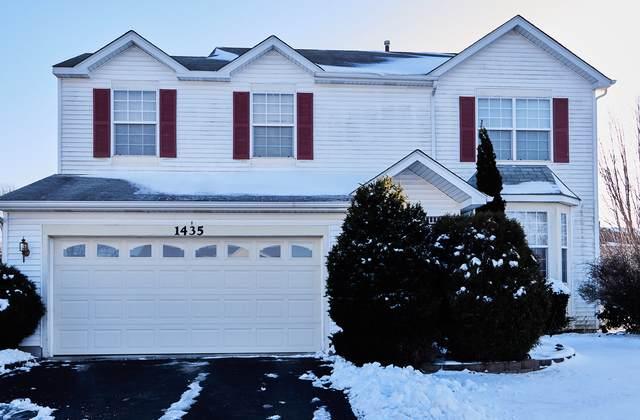1435 Woodland Drive, South Elgin, IL 60177 (MLS #10616067) :: John Lyons Real Estate