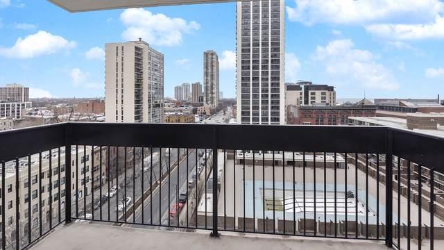 1460 N Sandburg Terrace 1012A, Chicago, IL 60610 (MLS #10616098) :: Angela Walker Homes Real Estate Group
