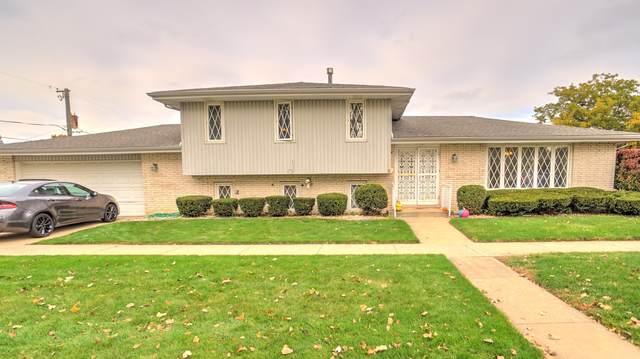 9836 S Kostner Avenue, Oak Lawn, IL 60453 (MLS #10616113) :: The Dena Furlow Team - Keller Williams Realty