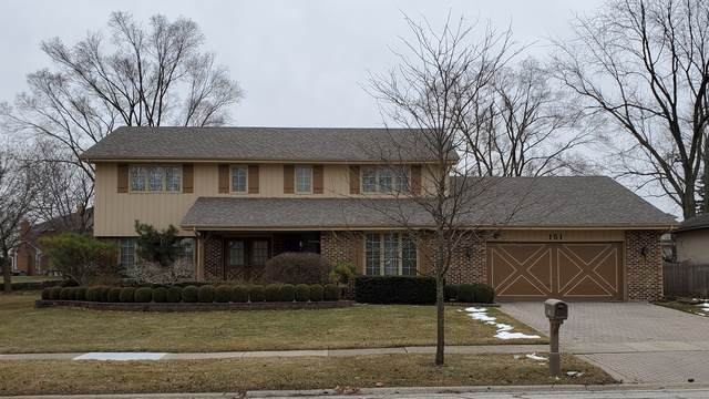 151 Chaucer Court, Willowbrook, IL 60527 (MLS #10616120) :: The Wexler Group at Keller Williams Preferred Realty