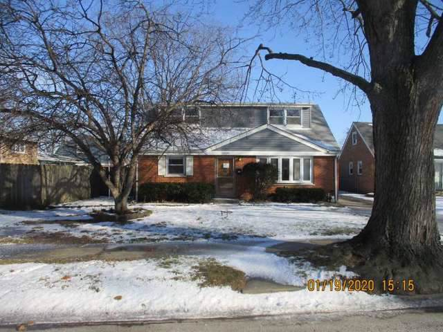 11529 S Kilbourn Avenue, Alsip, IL 60803 (MLS #10616159) :: Property Consultants Realty