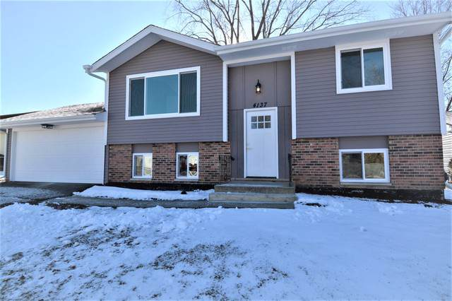 4137 187th Place, Country Club Hills, IL 60478 (MLS #10616163) :: The Mattz Mega Group