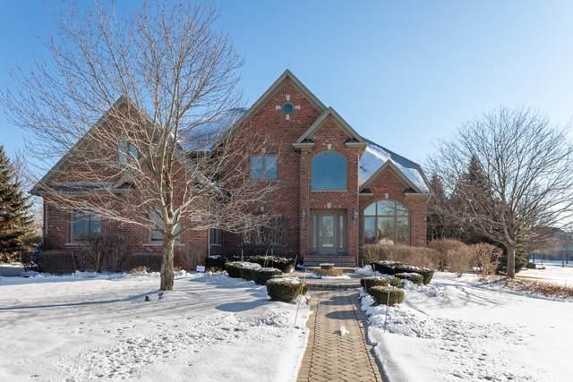 2819 Champion Road, Naperville, IL 60564 (MLS #10616223) :: Angela Walker Homes Real Estate Group