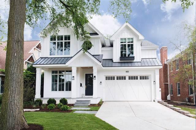 825 N Brainard Street, Naperville, IL 60563 (MLS #10616246) :: Berkshire Hathaway HomeServices Snyder Real Estate