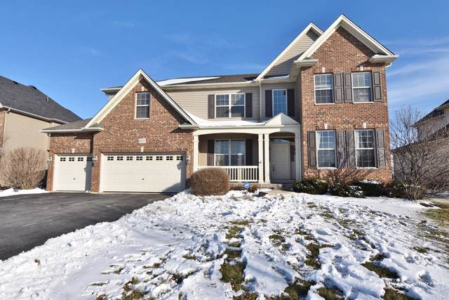 607 Bennett Drive, North Aurora, IL 60542 (MLS #10616250) :: Property Consultants Realty
