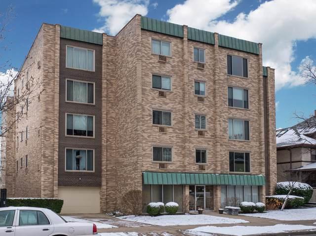 224 S Oak Park Avenue 2E, Oak Park, IL 60302 (MLS #10616438) :: Ryan Dallas Real Estate